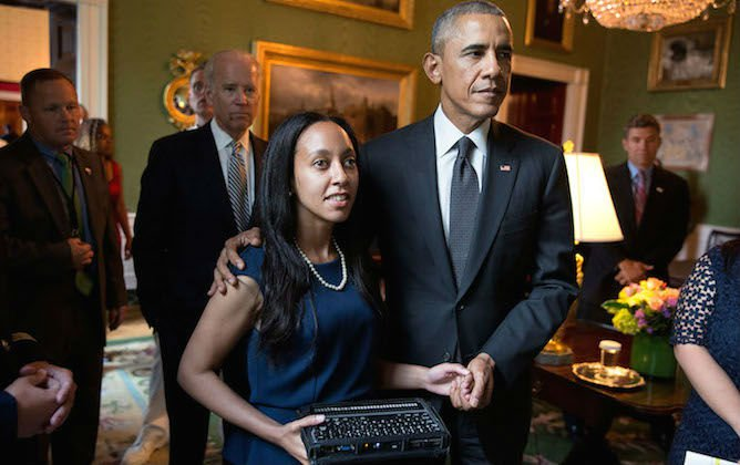 Meet Haben Girma, Harvard First Deaf-Blind Law Graduate